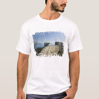 MACEDONIA, Ohrid. Car Samoil's Castle - Castle T-Shirt