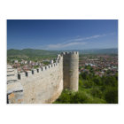MACEDONIA, Ohrid. Car Samoil's Castle / Postcard