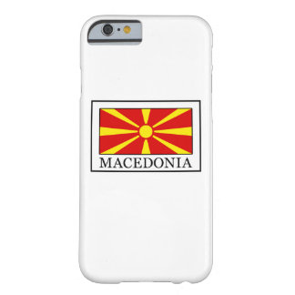 Macedonia phone case barely there iPhone 6 case