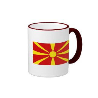 macedonia ringer mug