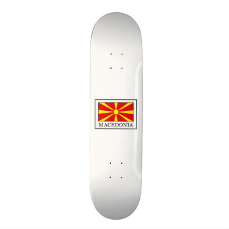 Macedonia Skate Deck