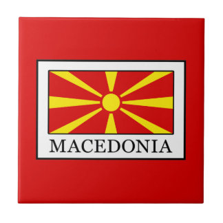 Macedonia Small Square Tile