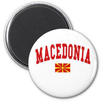 Macedonia Style Magnet