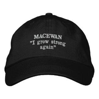 MacEwan/MacEwen Clan Motto Embroidered Hat