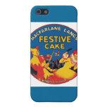 Macfarlane Lang's Vintage Label iPhone 5 Case