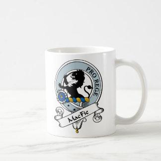 MacFie Clan Badge Coffee Mug