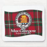 MacGregor Clan Mousemat
