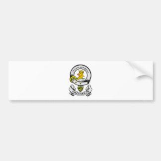 MACGREGOR Coat of Arms Bumper Stickers