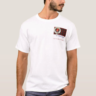 MacGregor crest, St. Charles, Missouri T-Shirt