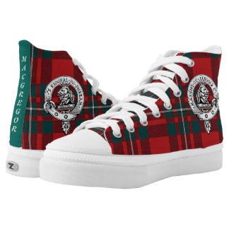 MacGregor HighTops W/BADGE Select Appropriate Size
