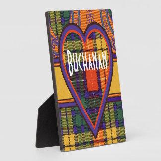 MacGrensich clan Plaid Scottish kilt tartan Plaque