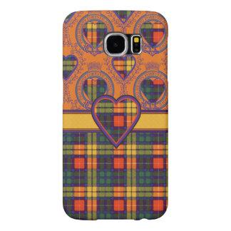 MacGrensich clan Plaid Scottish kilt tartan Samsung Galaxy S6 Cases