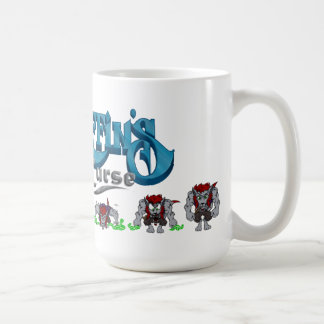 MacGuffin's Curse Transform Mug