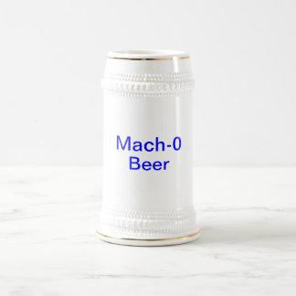 Mach-0 beer mug