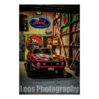 Mach 1 by Leo's Photography Poster