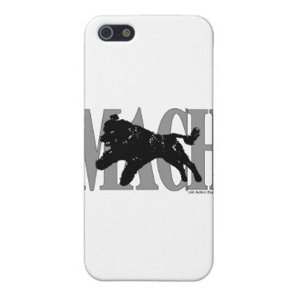 MACH PWD iPhone 5/5S CASES