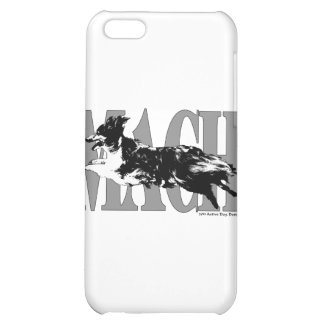MACH Sheltie Cover For iPhone 5C