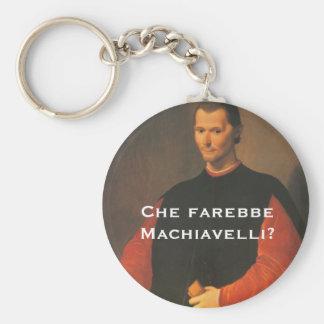 Machiavelli 4 key chains