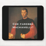 Machiavelli 4 mouse pad