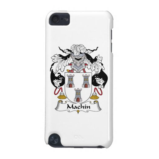 Machin Family Crest iPod Touch (5th Generation) Cover