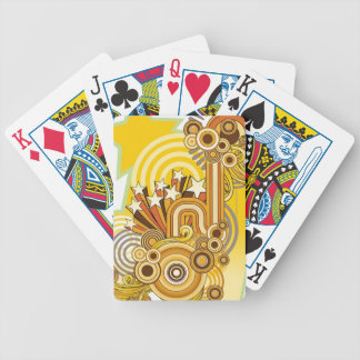Machine Design Bicycle Playing Cards