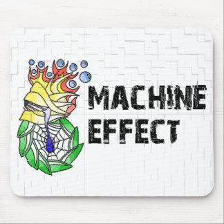 Machine Effect Mousepad