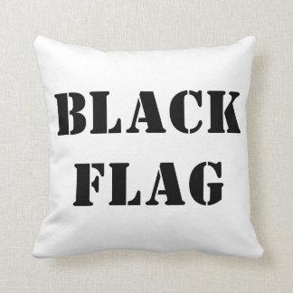 Machine Gun Kelly MGK Black Flag Pillow