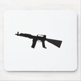 Machine Gun Mousepads
