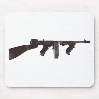 Machine Gun Mousepad