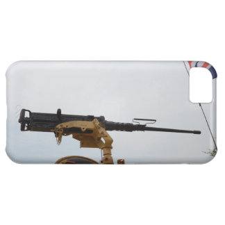 Machine Gun On Personnel Carrier iPhone 5C Cover