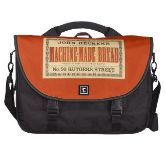 Machine Made Bread Laptop Bag