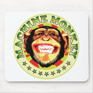 Machine Monkey Mousemats