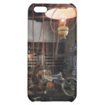 Machine Shop With Lantern iPhone 5C Covers