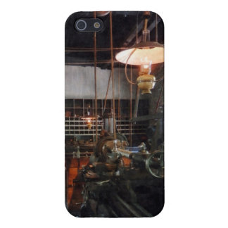 Machine Shop With Lantern Cases For iPhone 5
