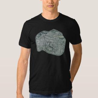 Machine Washed Camera Shirt