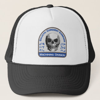 Machining Division - Galactic Conquest Command Trucker Hat