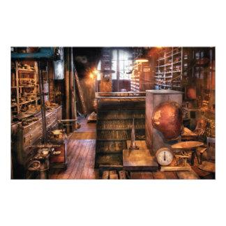 Machinist - Ed s Stock Room Stationery Design