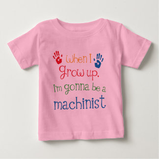 Machinist (Future) Child Baby T-Shirt