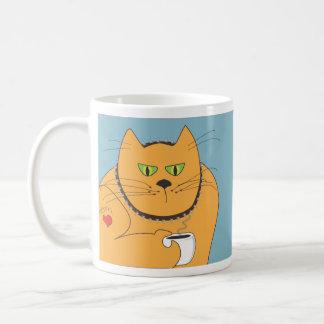 Macho Cat Mug