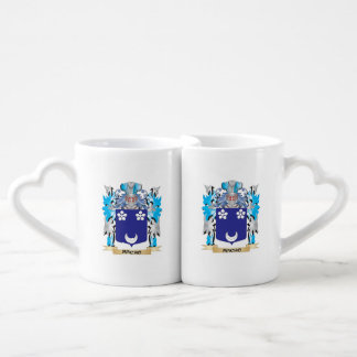 Macho Coat of Arms - Family Crest Lovers Mug