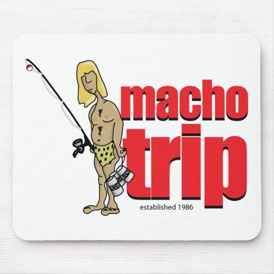 Macho Logo Mousepad