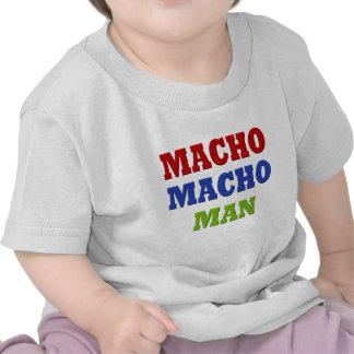 MACHO MAN SHIRT