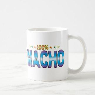 Macho Star Tag v2 Coffee Mug
