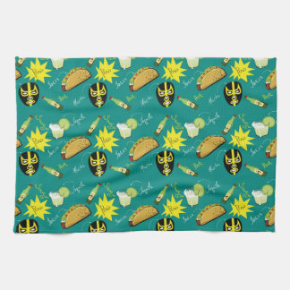 Macho Taco Tea Towel