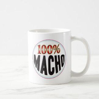 Macho Tag Coffee Mugs