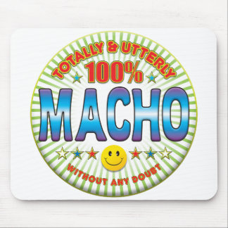 Macho Totally Mousemat