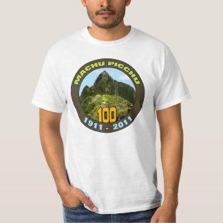 Machu Picchu 100th Anniversary T Shirt