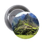 Machu Picchu 6 Cm Round Badge