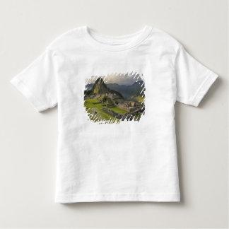 Machu Picchu, ancient ruins, UNESCO world Toddler T-Shirt