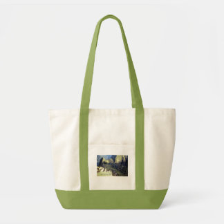 'Machu Picchu at Dawn' Tote Bag